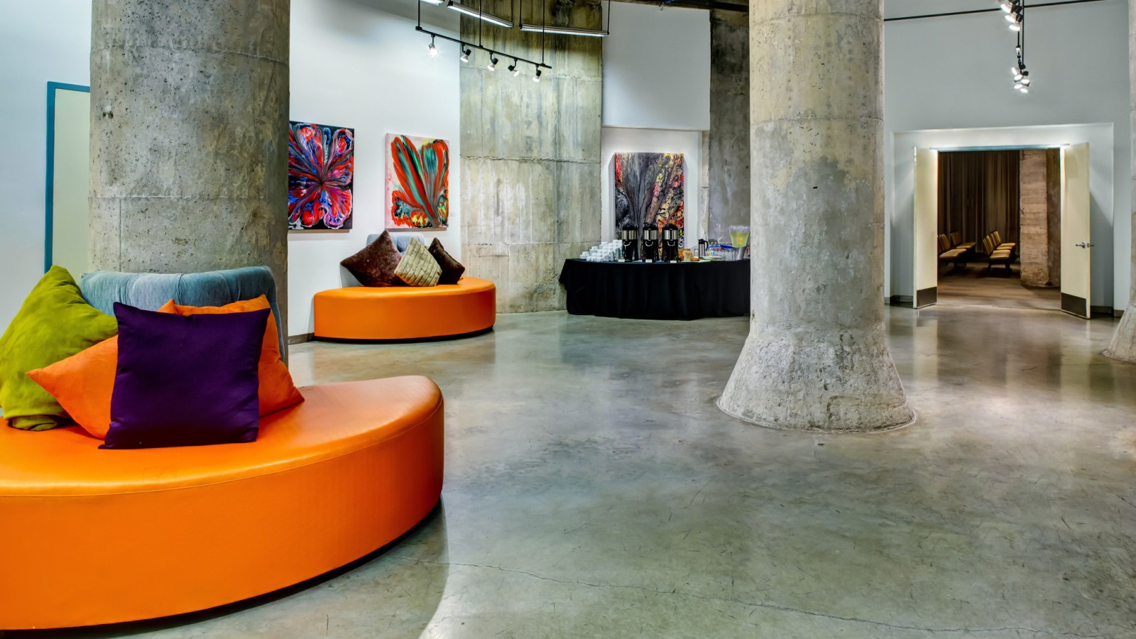 Event Venues Dallas - The Pads One