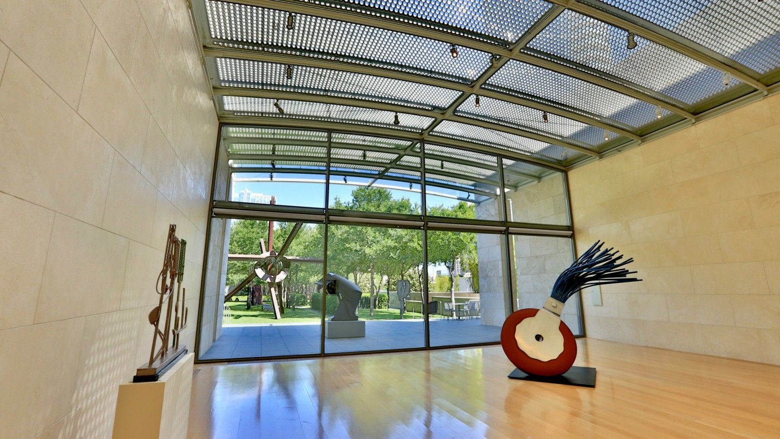 Things To Do In Dallas - Nasher Sculpture Center