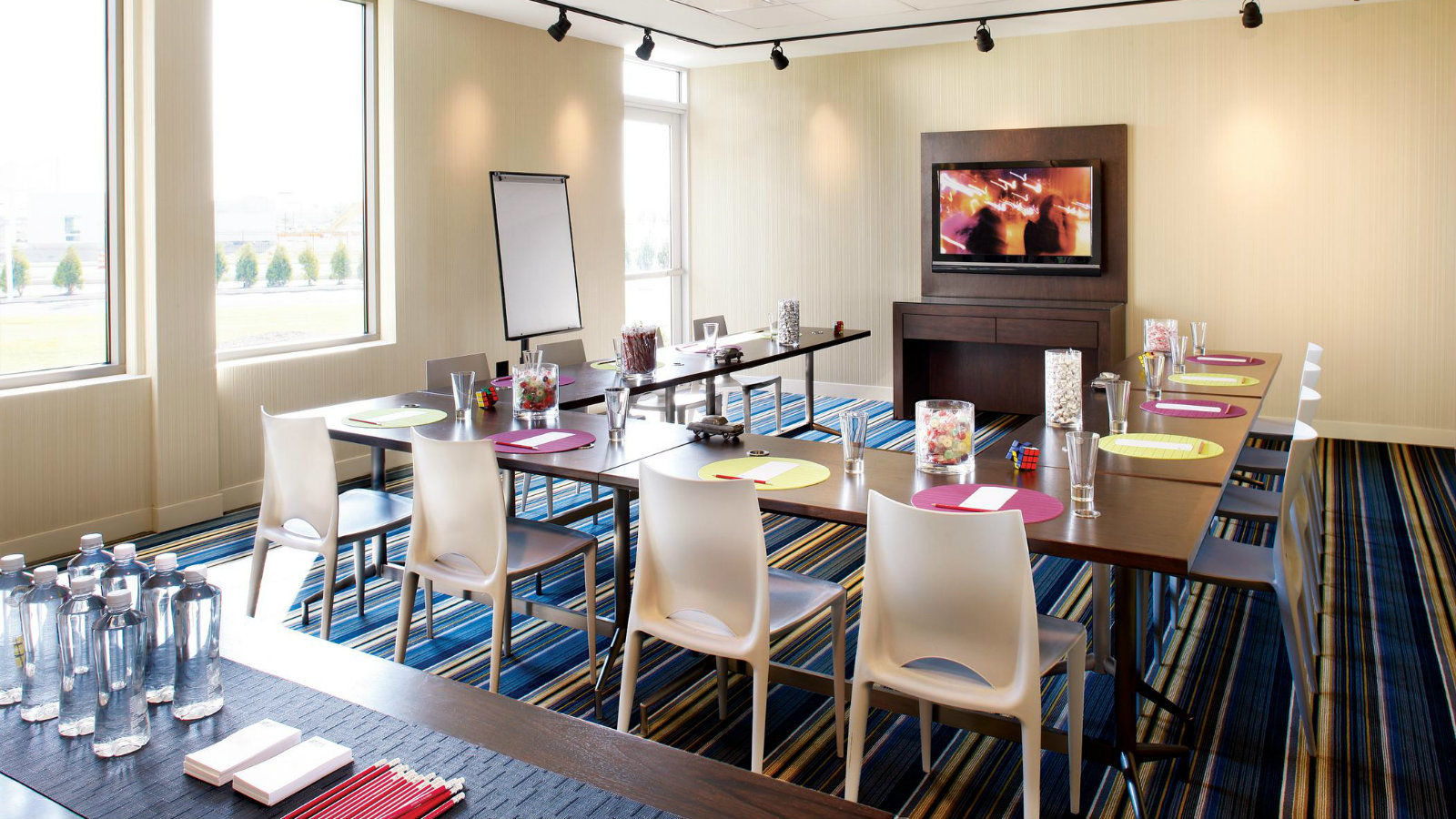 Downtown Dallas Hotel - Tactic Meetings