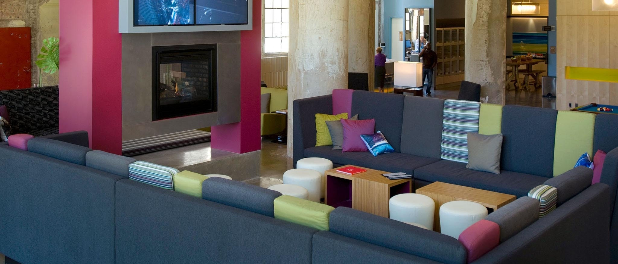 Aloft Dallas Downtown - Re:mix lounge